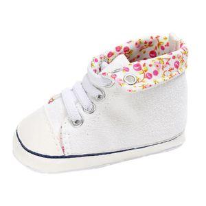 BOTTE Chaussures bébé garçon fille nouveau-né crèche chaussures à semelle souple@JauneHM 3FiPvR