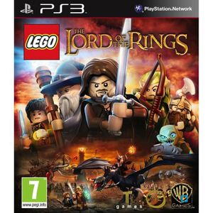 JEU PS3 Lego Lord of the Rings (Playstation 3) [UK IMPORT]