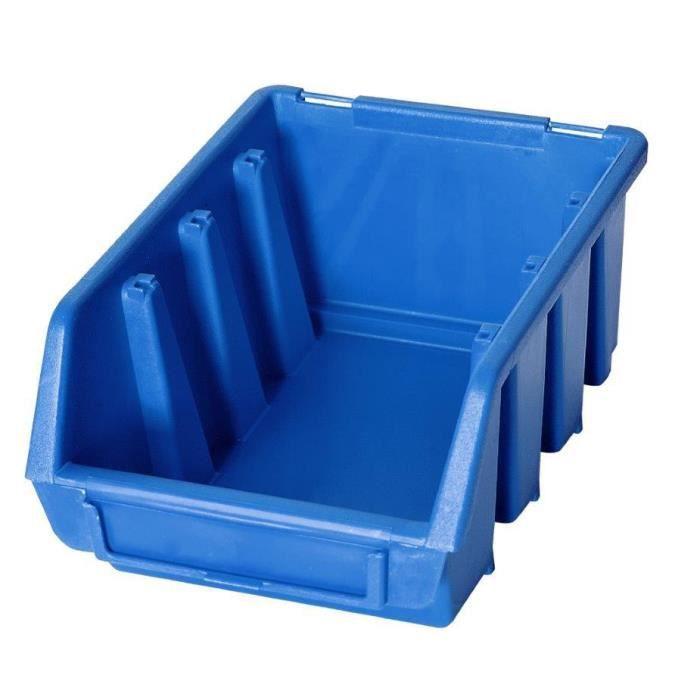 MEISTER Bac à bec 0,8 l Bleu