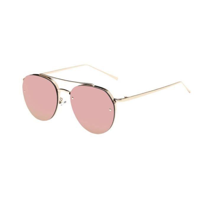 Lunettes de soleil mode coloré lunettes de soleil en métal unisexe lunettes de sourcils , 7