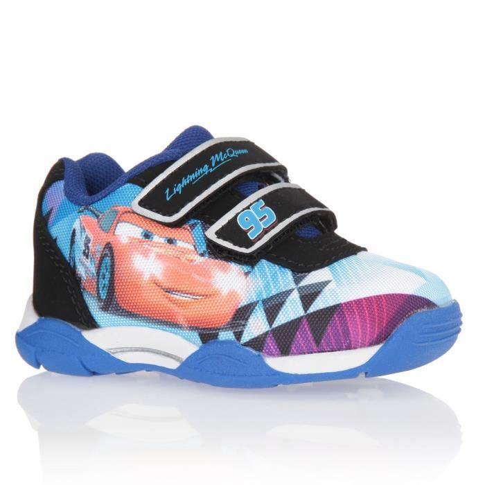 BASKET CARS Baskets Chaussures Bébé Garçon
