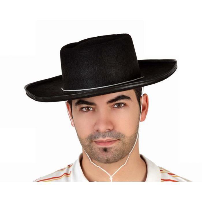 produit chaud divers styles styles divers Chapeau de Zorro adulte - Cordob… - Achat / Vente ...