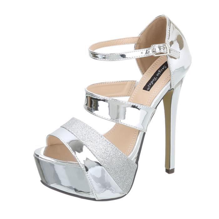 femmes sandale à talons hauts rivet | Stiletto sandale à talons hauts | High Heels Pumps | Plateau chaussures | haut talon aiguille