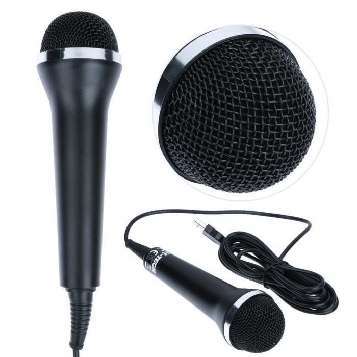 AUTRE PERIPHERIQUE USB  Universal USB Microphone  filaire  pour PS4 / PS3