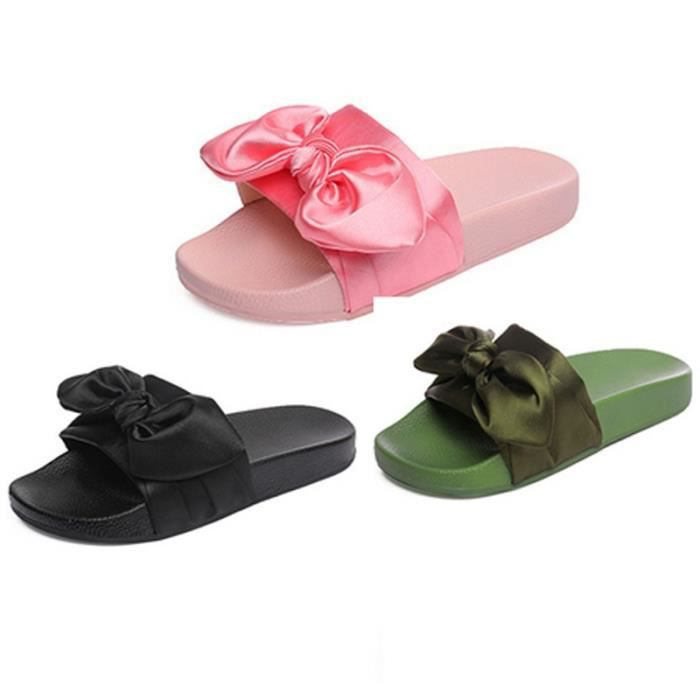 Chaussons pour Femmerose 38 2017 Mode New Style Accueil extérieur Chaussons Casual_55345 gioMCjCZ9n