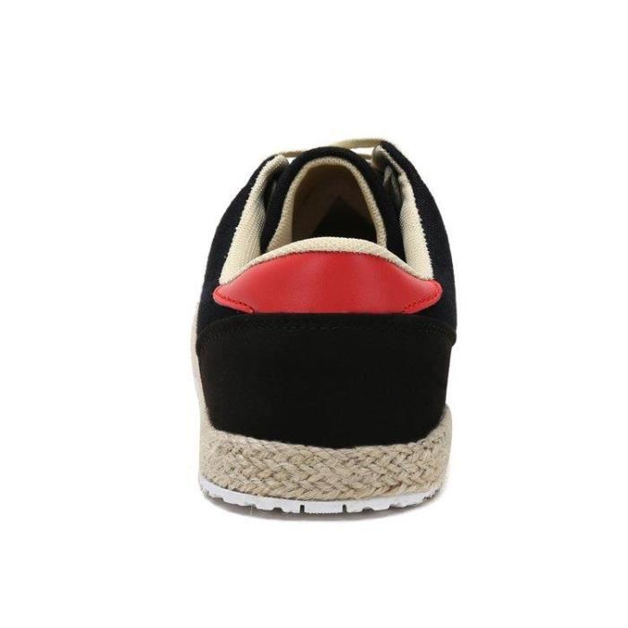 A Noir Pied Respirabilité Lacets Y7050 Homme R61500496 Maintien Course Anti Et Loisir DéRapant Chaussure 43 qPw5HXExT