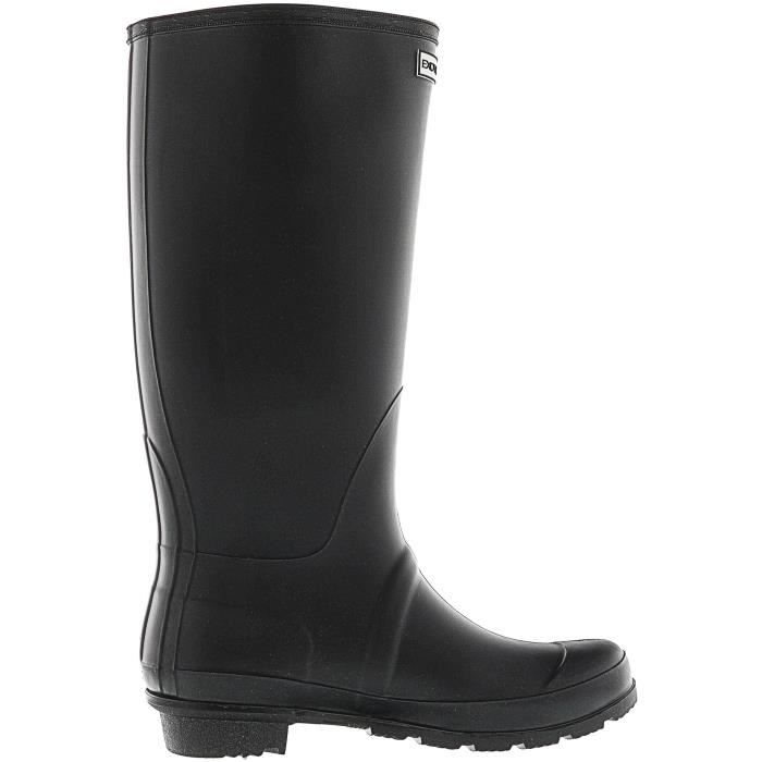 Original Tall Knee-high Rubber Rain Boot F2622 Taille-39