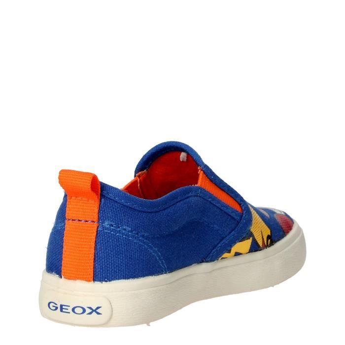 Geox Slip-on Chaussures Garçon Bleu clair, 32