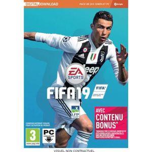 JEU PC FIFA 19 Jeu PC