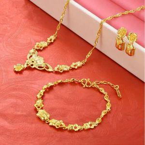 Bijoux en or jaune 18 carat