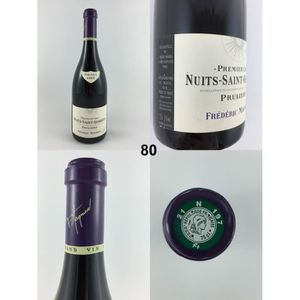 VIN ROUGE Nuits-Saint-Georges 1er Cru - Pruliers - Frédéric