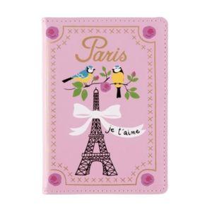 PORTE PAPIERS Porte-passeport ETUDE Paris je t aime - Derrière l 6451f5a259b