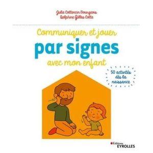 LIVRE JEUX ACTIVITÉS Livre - Montessori à la maison ; communiquer et jo
