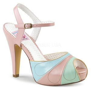 BOTTE Pin Up Couture BETTIE-27 Femme Chaussures 37