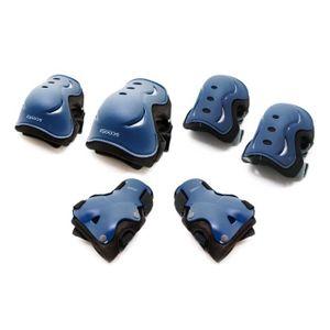 PROTÈGE-COUDE Kit de protection bleu pour mobilité urbaine SCOOT
