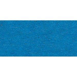 PEINTURE VERRE-VITRAIL Papier vitrail transparent Bleu ultra 3 feuilles -