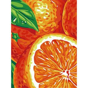 PEINTURE AU NUMÉRO YEESAM ART Peinture par numéros Kits Sans Cadre 30