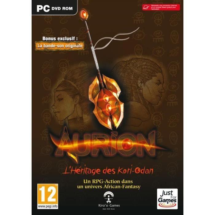 Aurion : l'Héritage des Kori-Odan Jeu PC