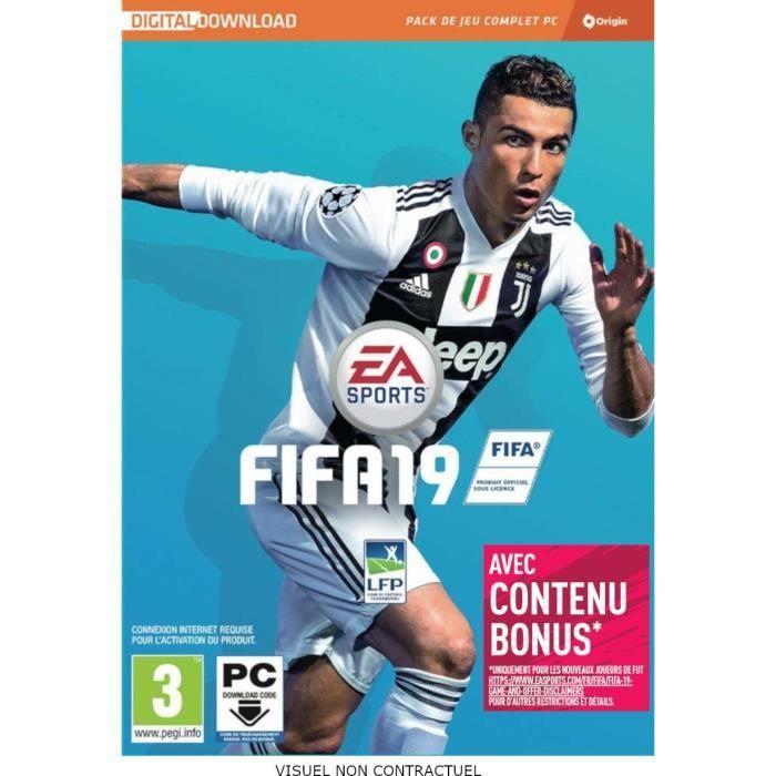 FIFA 19 Jeu PC