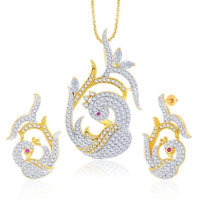 Cadeaux Diwali D'oreilles Femmes Frolic Boucles En Pendentif Paon 18 wn8kP0OX