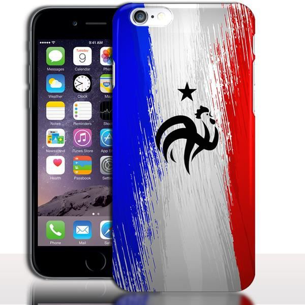 iphone 6 coque silicone foot