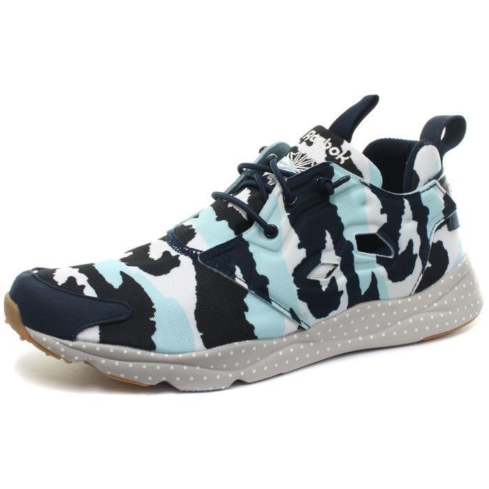 Reebok Classic Furylite GM Homme Baskets / Sneakers, Bleu