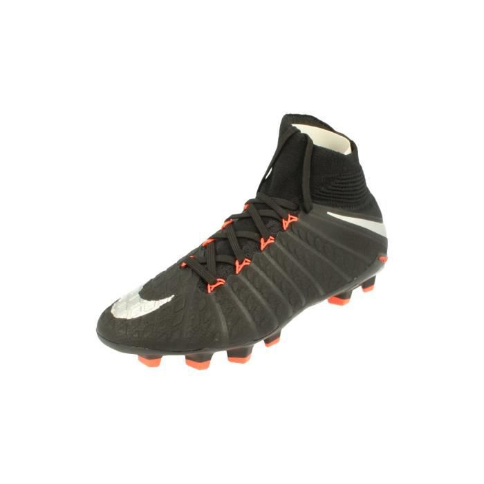 size 40 2924a 06f95 CHAUSSURES DE FOOTBALL Nike Junior Hypervenom Phantom 3 Df FG Football Bo