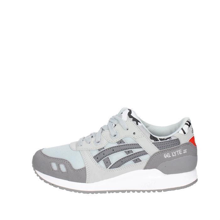 Asics Petite Sneakers Garçon Gris, 40