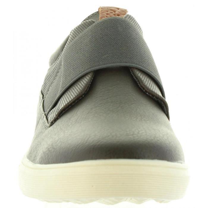 Chaussures pour Homme LOIS JEANS 84536 19 GRIS P6EGQ