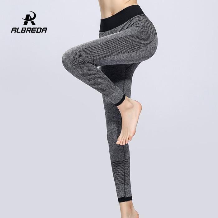 PANTALON DE SPORT Yoga Pantalon Yoga -S Fitness   Body Building Oyoo b828e12b8b6