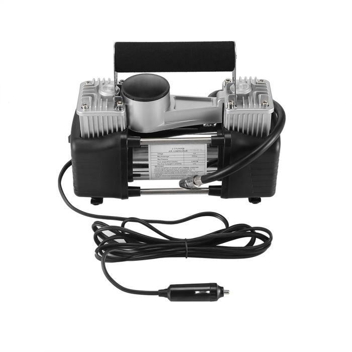 e9c1f1a60d51a5 Éponge Poignée Pompe de gonfleur gonflage automatique de pneu gonfleur  résistant de pneu de pompe électrique du compresseur 12V