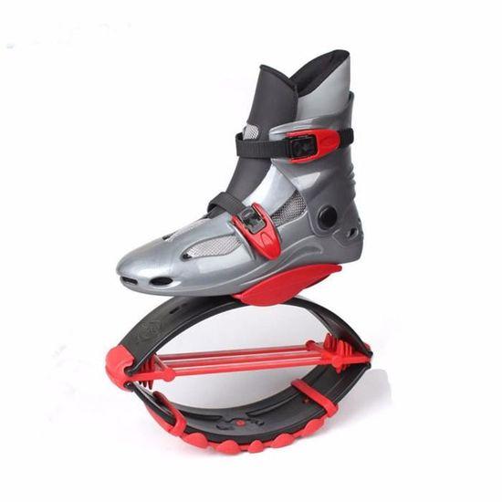 Jump Fitness De Kangaroo Noir Chaussures f6Yvbgy7