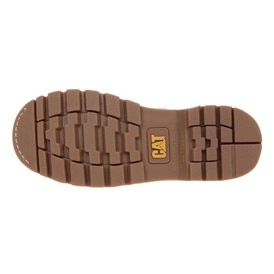 648714b233d29 CATERPILLAR Bottines Colorado Chaussures Homme Miel homme Beige- Achat    Vente CATERPILLAR Bottines Colora... Homme pas cher - Soldes  dès le 9  janvier !
