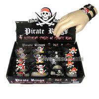 BIJOUX DÉGUISEMENT bracelet gel pirate petit