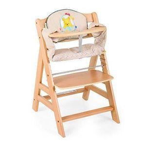 WINNIE coussin de chaise bois