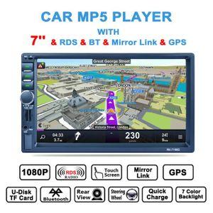 """AUTORADIO Excelvan RK-7156G Voiture Radio 7 """" MP5 Playe"""