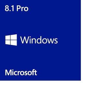 SYSTÈME D'EXPLOITATION Windows 8.1 édition Professionnel OEM 64 Bit
