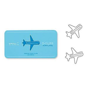 PACK FOURNITURES Midori D-Clips Airplane