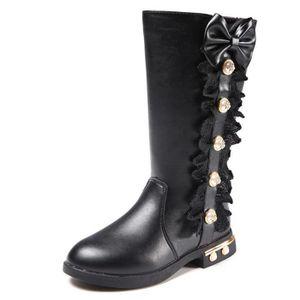 BOTTE IZTPSERG Bottes de Chaussures Enfant Fille