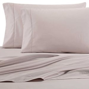 PARURE DE DRAP Parure de drap, Satin de Coton 250 fils/cm², 100%
