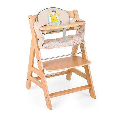 Disney / Hauck 667941 Deluxe Coussin pour chaise haute - Dimensions: Largeur : 40 cm Profondeur : 25 cm, Coloris: beige, Matériau: Revêtement : 100 % polyester Garnissage : 1... Voir la présentationCHAISE HAUTE - COUSSIN CHAISE HAUTE - PLATEAU CHAISE
