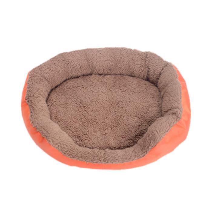 Chien Chat Chiot Toison Mat Confortable Éclairé Molletonné Chaud Cotten Maison Pad Nest_kit Habitat - Couchage_ylc103