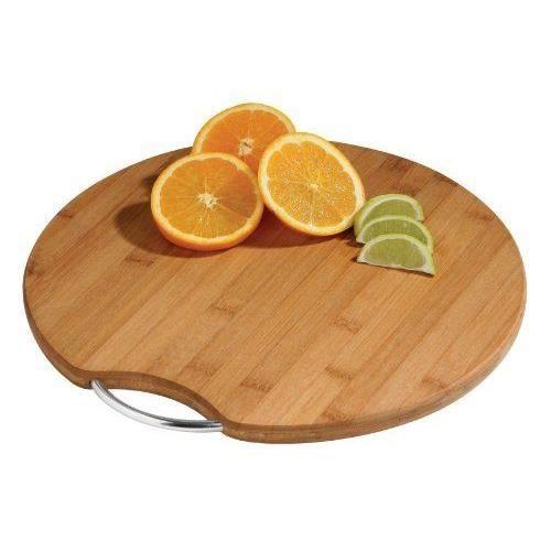 PLANCHE A DÉCOUPER Premier Housewares Planche à découper ronde Bambo