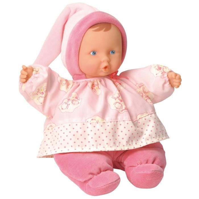 Corolle Babi Babipouce Rose Cotton Flower Doll V84KQ 779qnZn