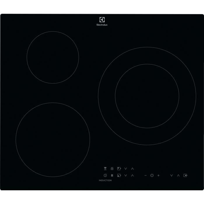 nouveau concept c4bf6 113e0 Plaque de cuisson Electrolux LIT60333CK