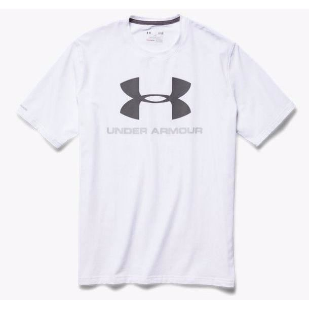T-SHIRT SPORTSTYLE UNDER ARMOUR - Prix pas cher - Cdiscount 59ad7b83053