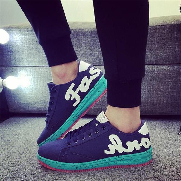 Marque De confortables Antidérapant Sneakers basket chaussures De qBIgYw