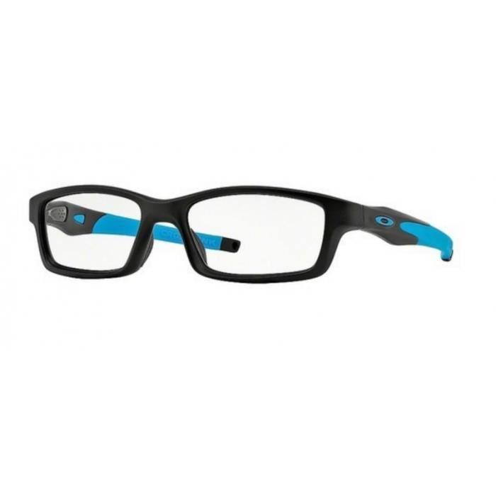 Lunettes de vue homme Oakley OX8027 802701 Noir 53-17 - Achat ... 4e00f28cd414