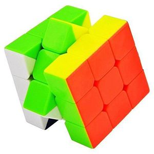 CASSE-TÊTE Supee rapide et 3x3x3 Rubik Cube lisse QIZM9