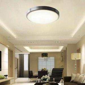 12w lampe led plafonnier moderne salon blanc chaud Résultat Supérieur 15 Luxe Plafonnier Moderne Design Photos 2017 Iqt4